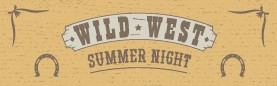 Banner Wild West Summer Night